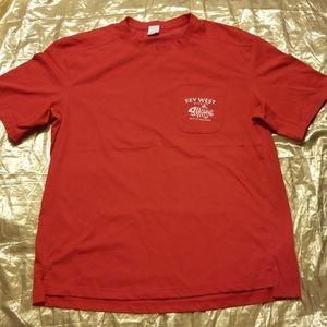 ⭐2/$22 Mens Key West Florida Tshirt XL NWOT